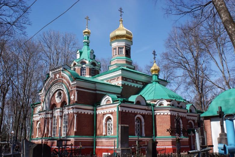 Церква Святого Олександра Невського в Мінську / holiday.by