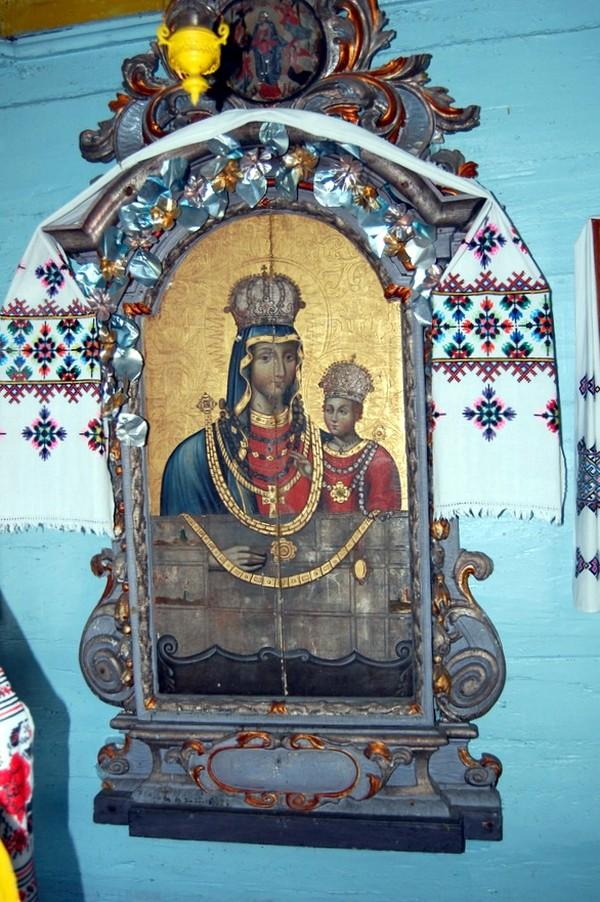 Картина королеви Бони, щостала іконою Божої Матері, була написана майже 500 років тому / fakty.ua