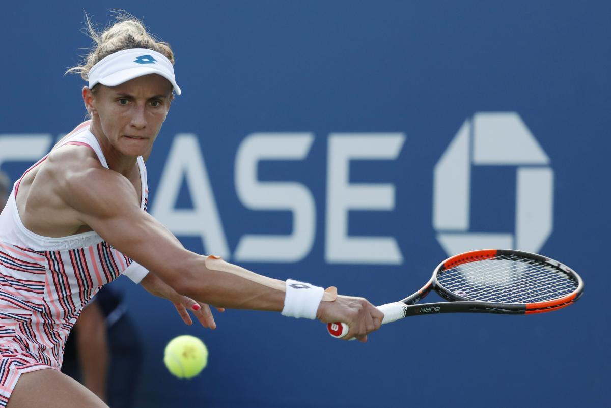 Леся Цуренко претендує на звання головного відкриття місяця за версією WTA / REUTERS