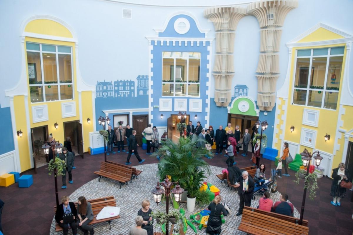 Киевский городской центр реабилитации детей с инвалидностью / kyivcity.gov.ua