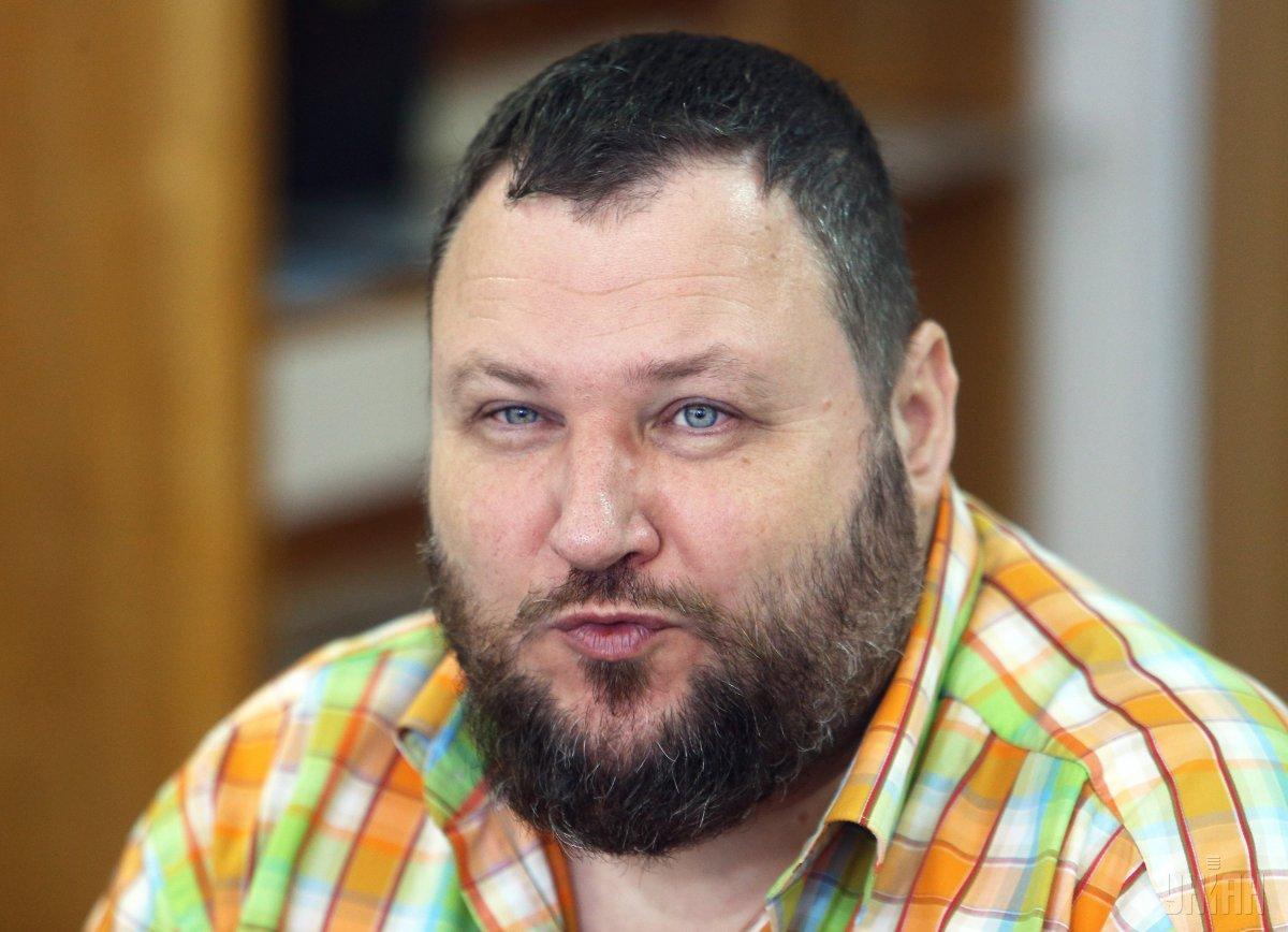 Евгений Дикий по специальности морской биолог / фото УНИАН