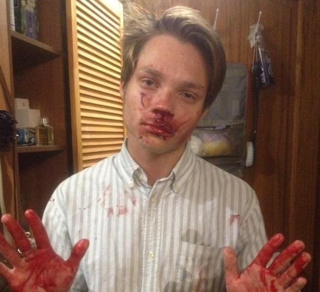 Мать парня рассказала об избиении / фото facebook.com/Маша_Ветрова