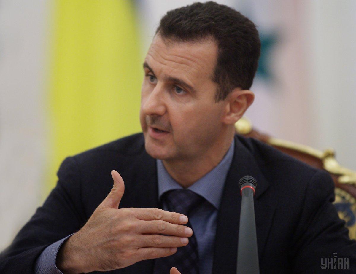 Башар Асад одержал победу на президентских выборах в Сирии / фото УНИАН