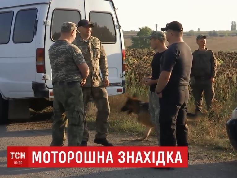 На Кировоградщине искали пропавшую девушку-подростка, но нашли нечтодругое / Скриншот - ТСН