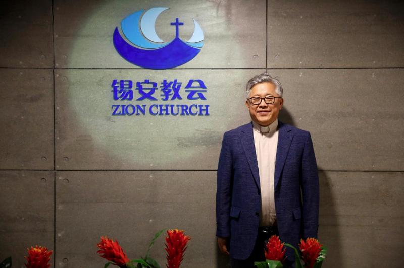 Головний пастор «Церкви Сіону» Цзінь Мінгрі/ christiantoday.com