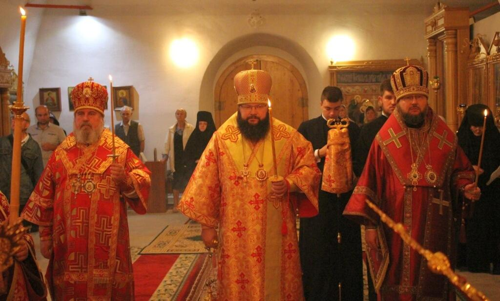 В Іоанно-Предтеченському монастирі вшанували пам'ять епископа Макарія (Гневушева) / monasterium.ru