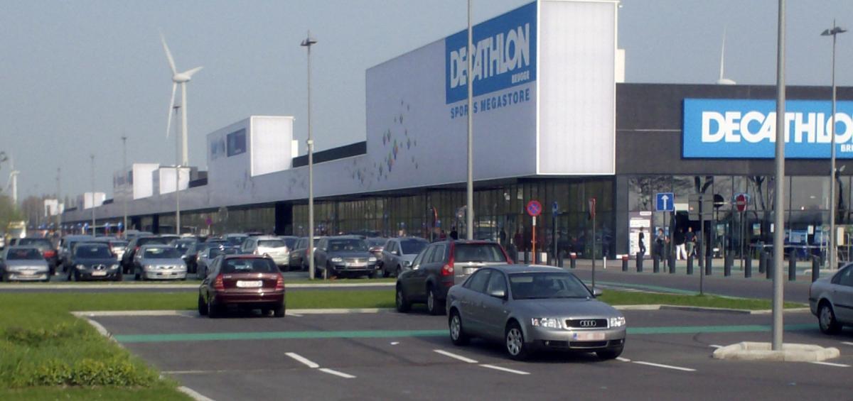 Магазин Decathlon откроют в столице / фото wikipedia.org