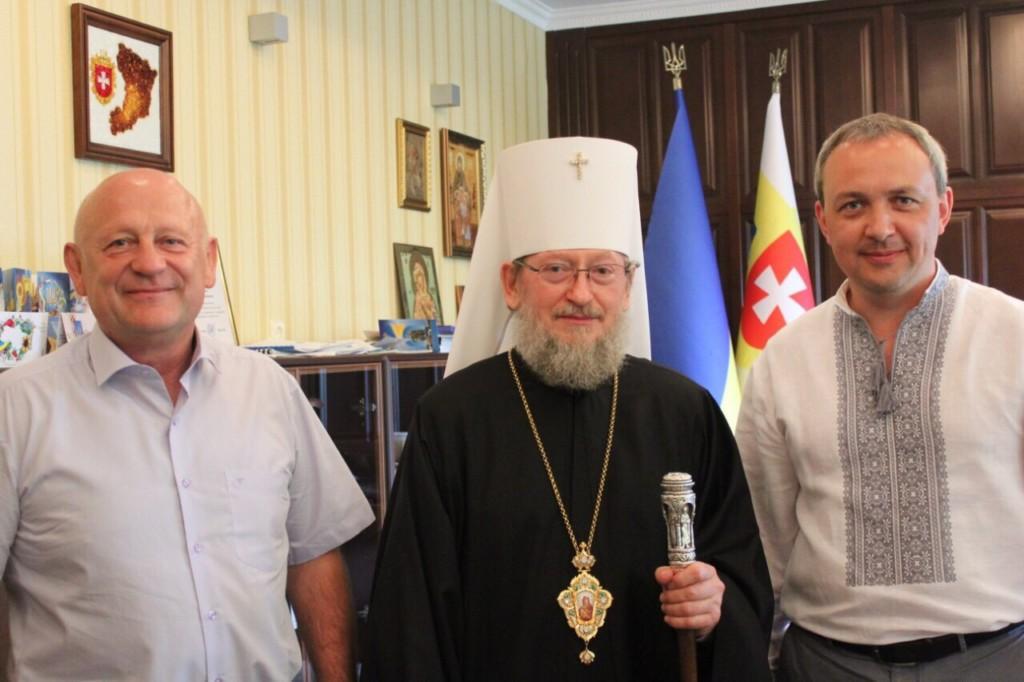 Духовенство и верующие Полесья обратились за защитой УПЦ к государственной власти / news.church.ua/