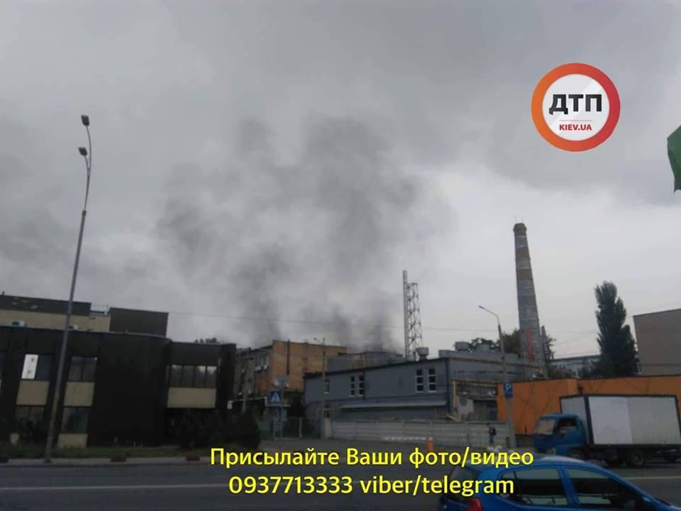 Прес-служба ДСНС поки не прокоментувала інцидент / фото dtp.kiev.ua