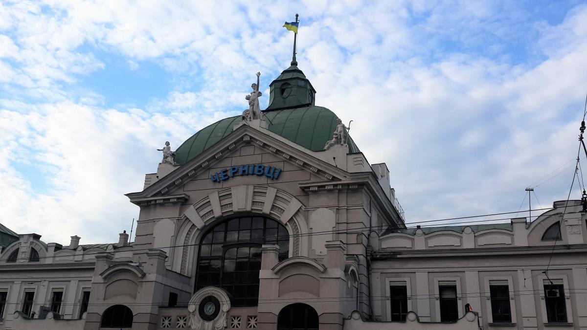 Найдемократичнішим містом України стали Чернівці / фото Марина Григоренко