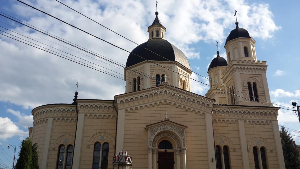 В Черновцах много красивых церквей / Фото Марина Григоренко