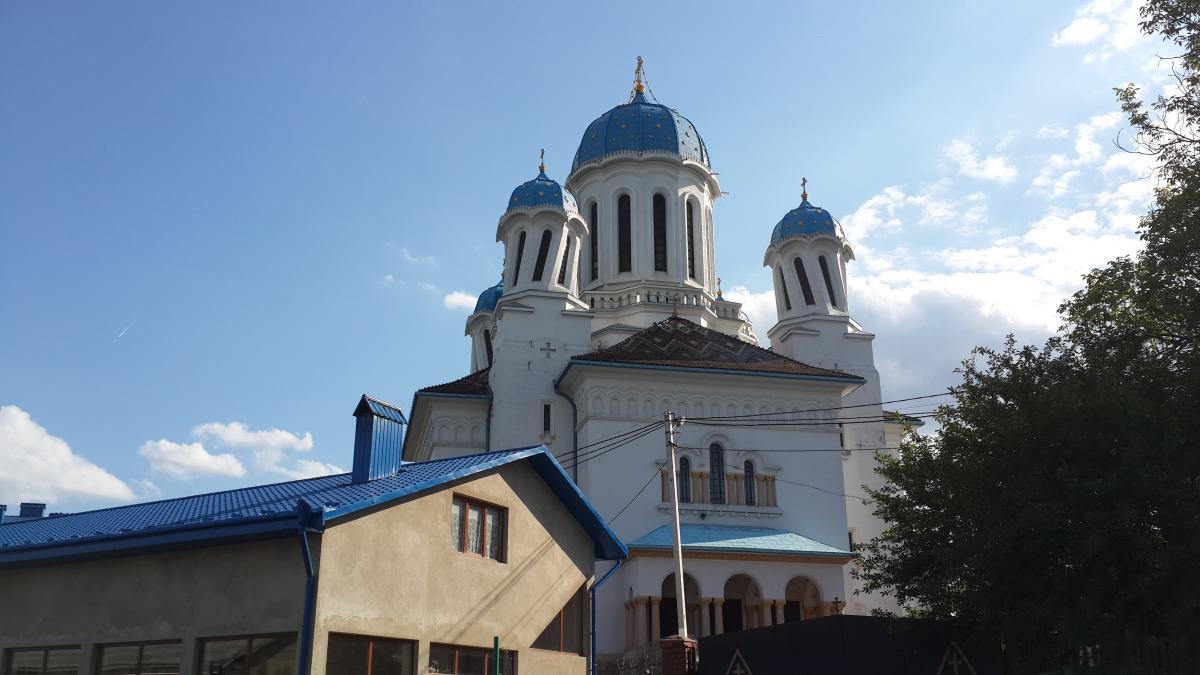 Николаевский собор в Черновцах / Фото Марина Григоренко