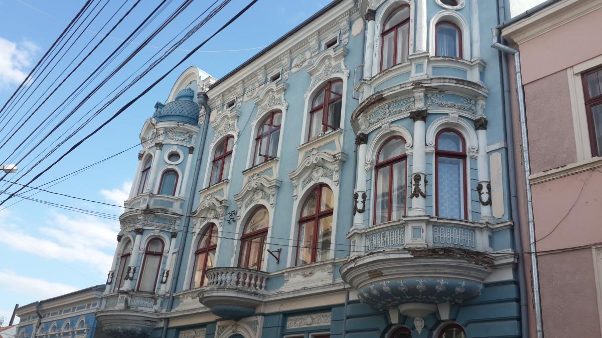 В Черновцах более 600 исторических зданий / Фото Марина Григоренко