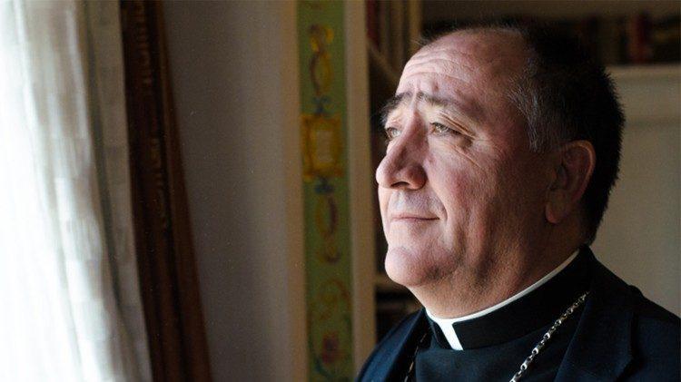 Єпископ Дод Джерджи / vaticannews.va