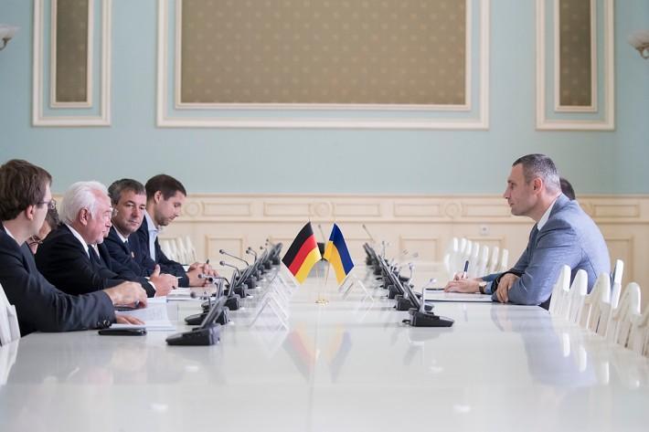 Виталий Кличко подчеркнул, что Украина сегодня – перспективный рынок / фото kyivcity.gov.ua
