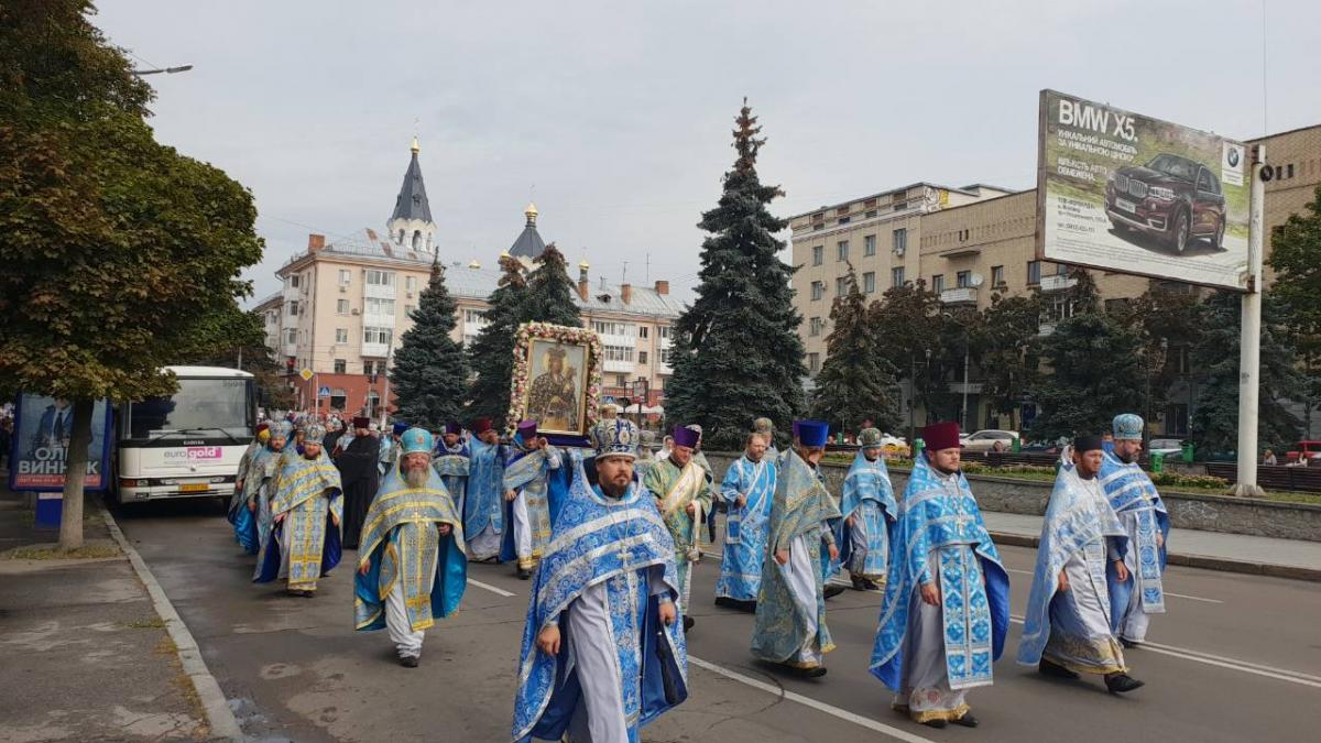 Свято Подільської ікони Божої Матері у Житомирі / orthodox.vinnica.ua