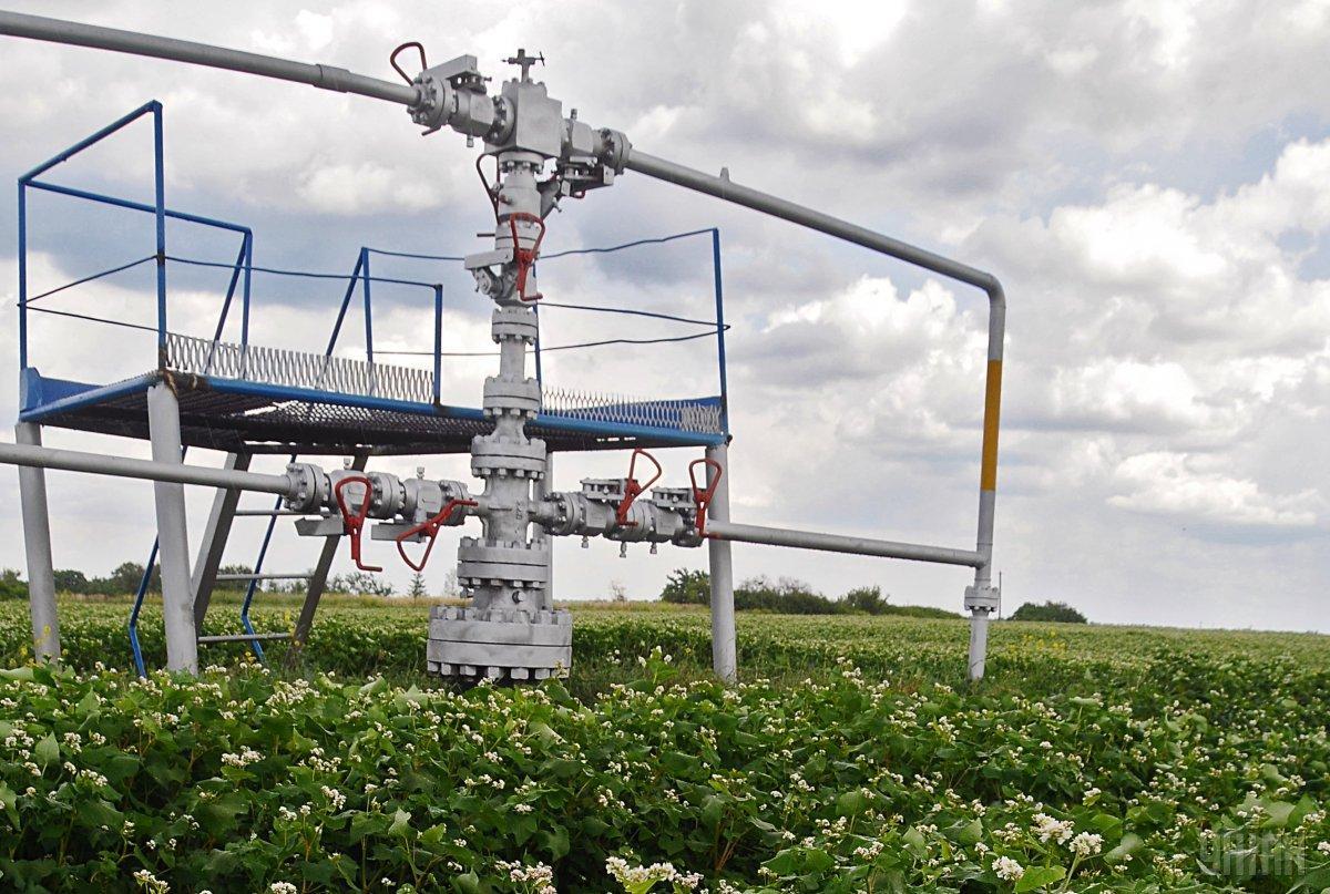 Добыча газа в Украине к 2020 году должна вырастидо 27,5 млрд кубометров / фото УНИАН
