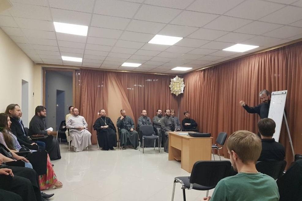 Состоялась встреча руководителей молодежных объединений при храмах Одессы / eparhiya.od.ua