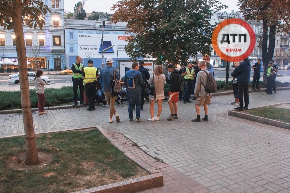 Нападение произошло утром 6 сентября / фото facebook.com/dtp.kiev.ua