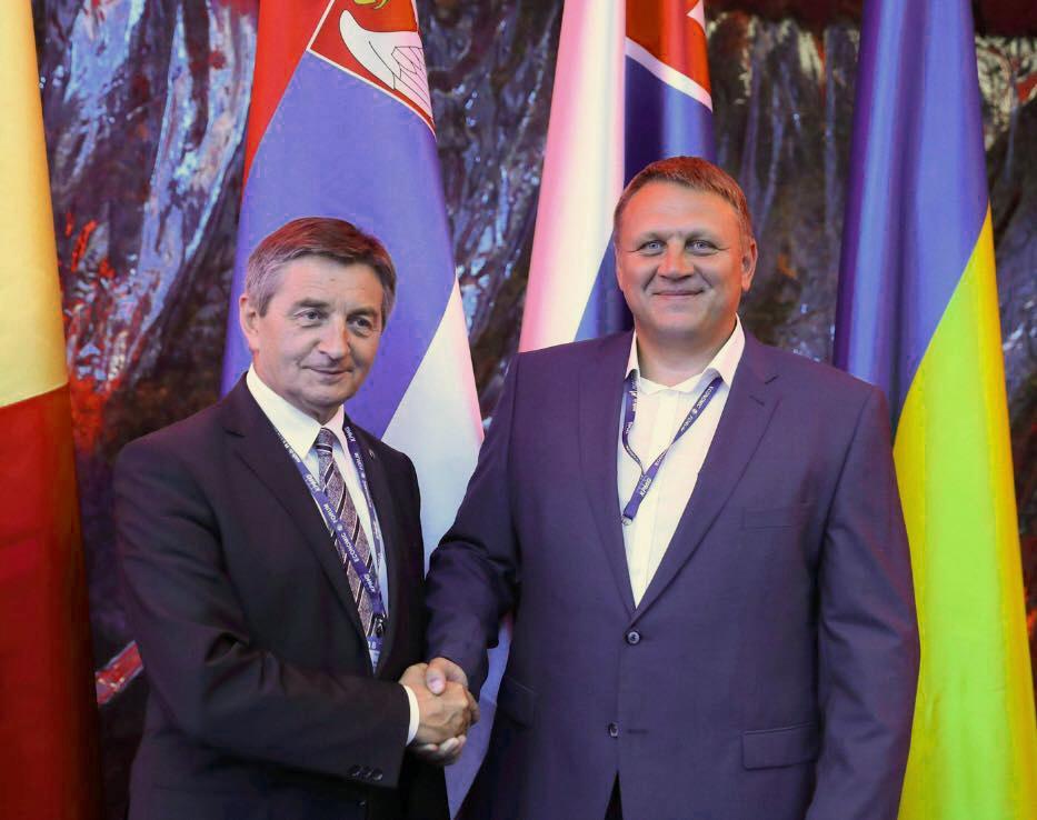 Нардеп від УКРОПу та керівник польського парламенту домовилися про проведення в Карпатах міжнародної конференції / фото УКРОП