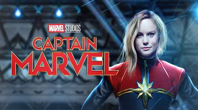 Бри Ларсон вернется к роли Капитана Марвел / oxvo.ru/captain-marvel/