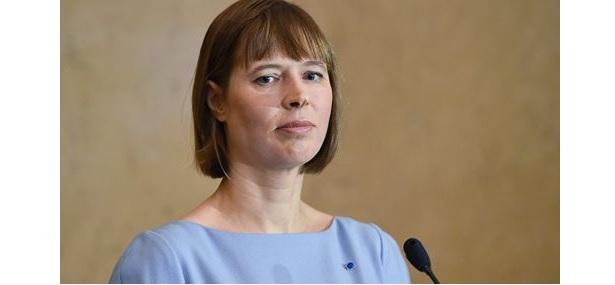 Президент Естонії / blagovest-info.ru