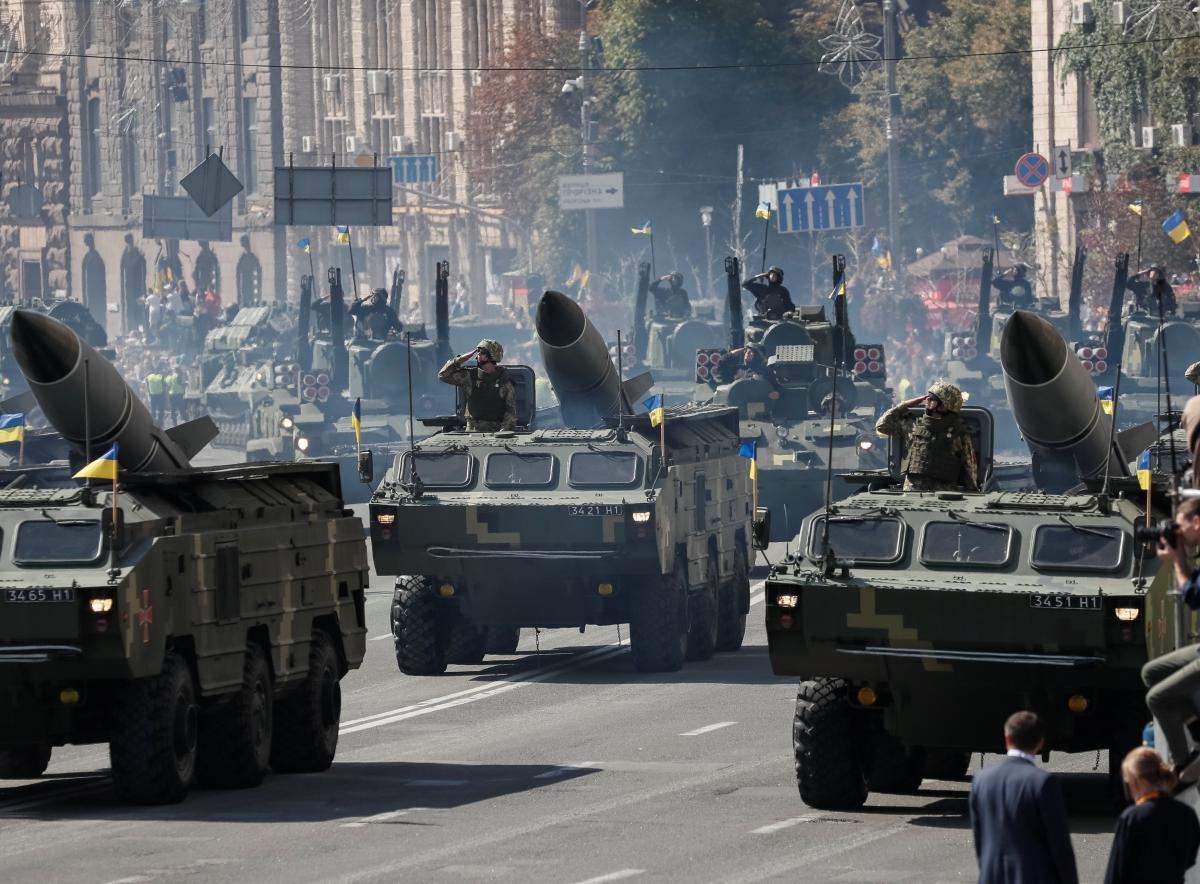 Оборонний бюджет України зросте на23 мільярди