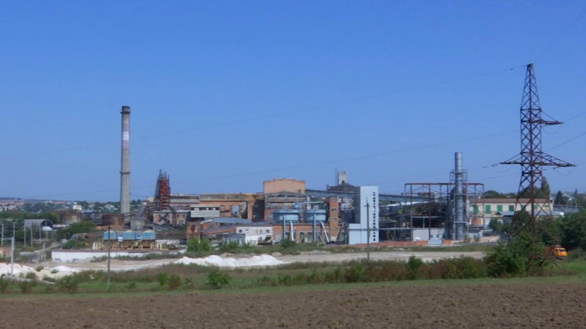 Цукровий завод Порошенка у Гайсині