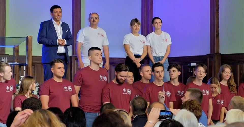 Курс обучения ЕТС является единственной аккредитованной русскоязычной богословской программой бакалавра во всем мире / inVictory
