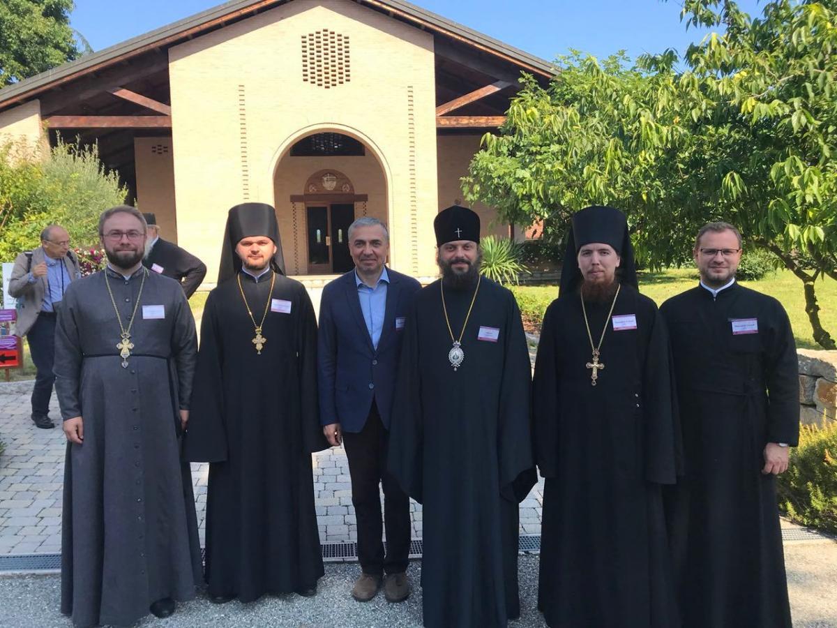 Представители УПЦ принимают участие в Международной богословской конференции / news.church.ua/