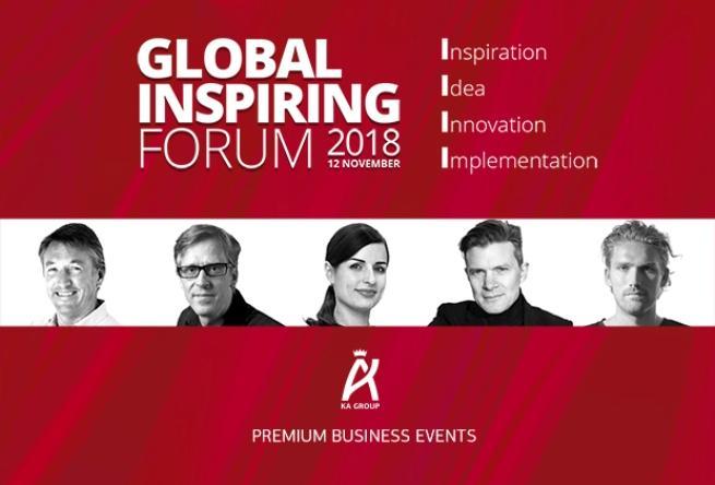 Global Inspiring Forum в Киеве