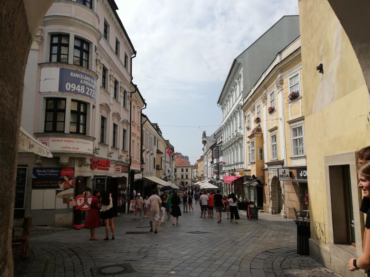 Словакия обратится к странам ЕС с просьбой передать ей излишки вакцины от коронавируса \ фото Марина Григоренко