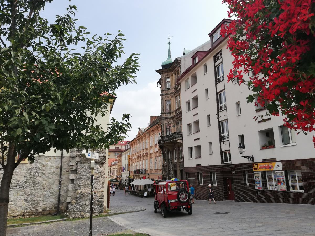 Туристическая Братислава / Фото Марина Григоренко