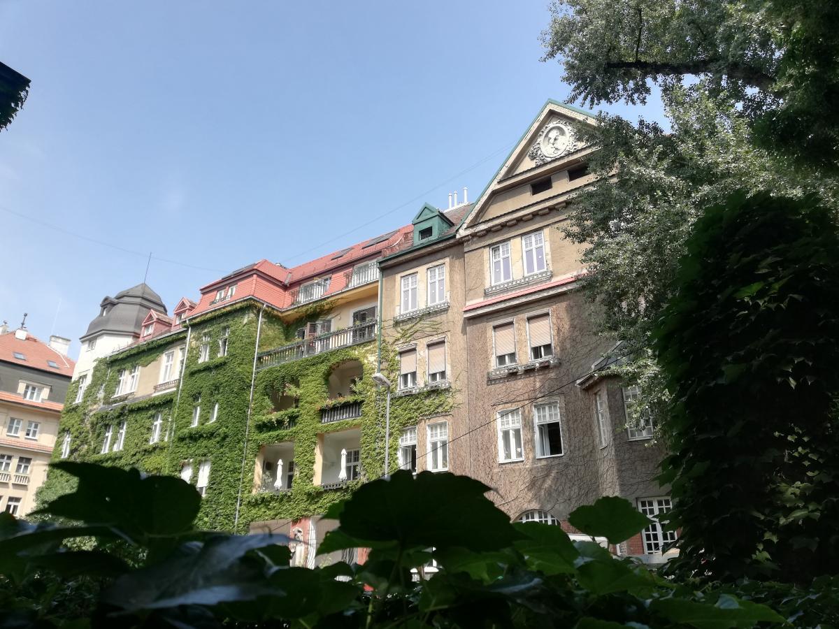 Даже недалеко от центра Братиславы можно поселиться по вполне приемлемой цене / Фото Марина Григоренко