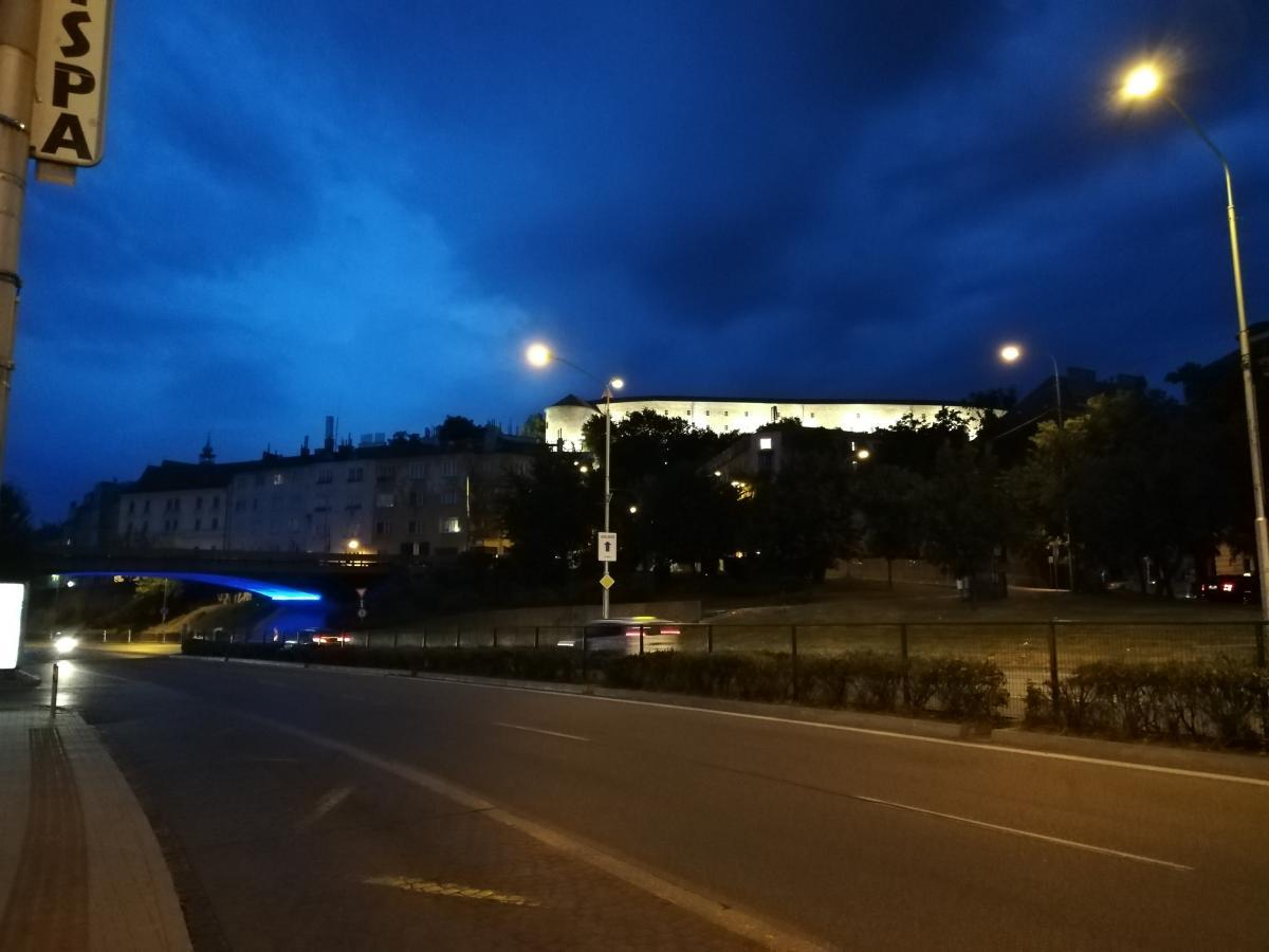 Вечерняя Братислава / Фото Марина Григоренко