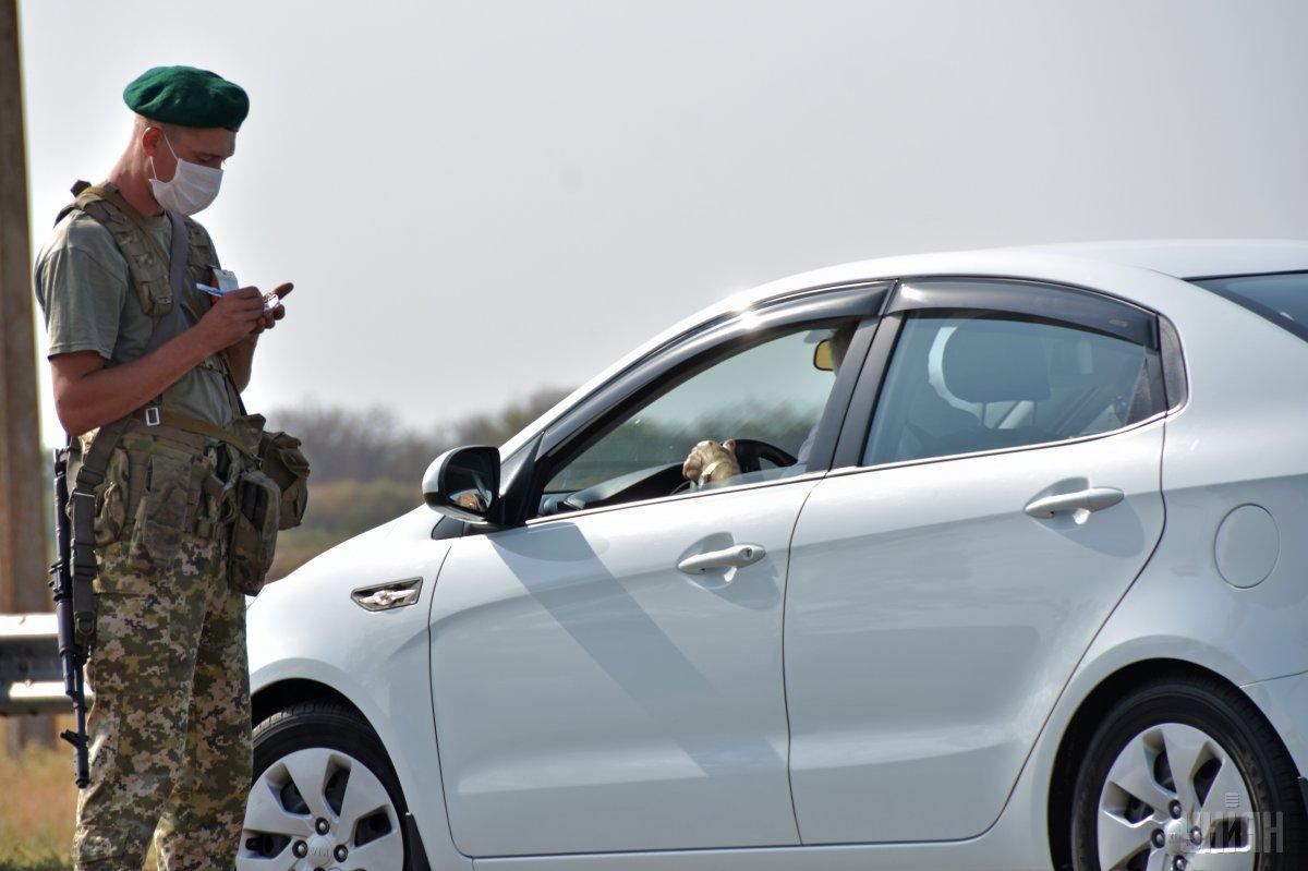 Пограничники жаловались на плохоесамочувствие / фото УНИАН
