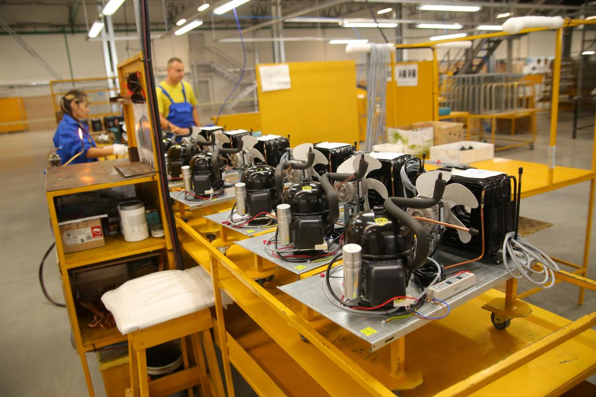 На роботу до підприємства залучено більш ніж 300  робітників / фото vmr.gov.ua