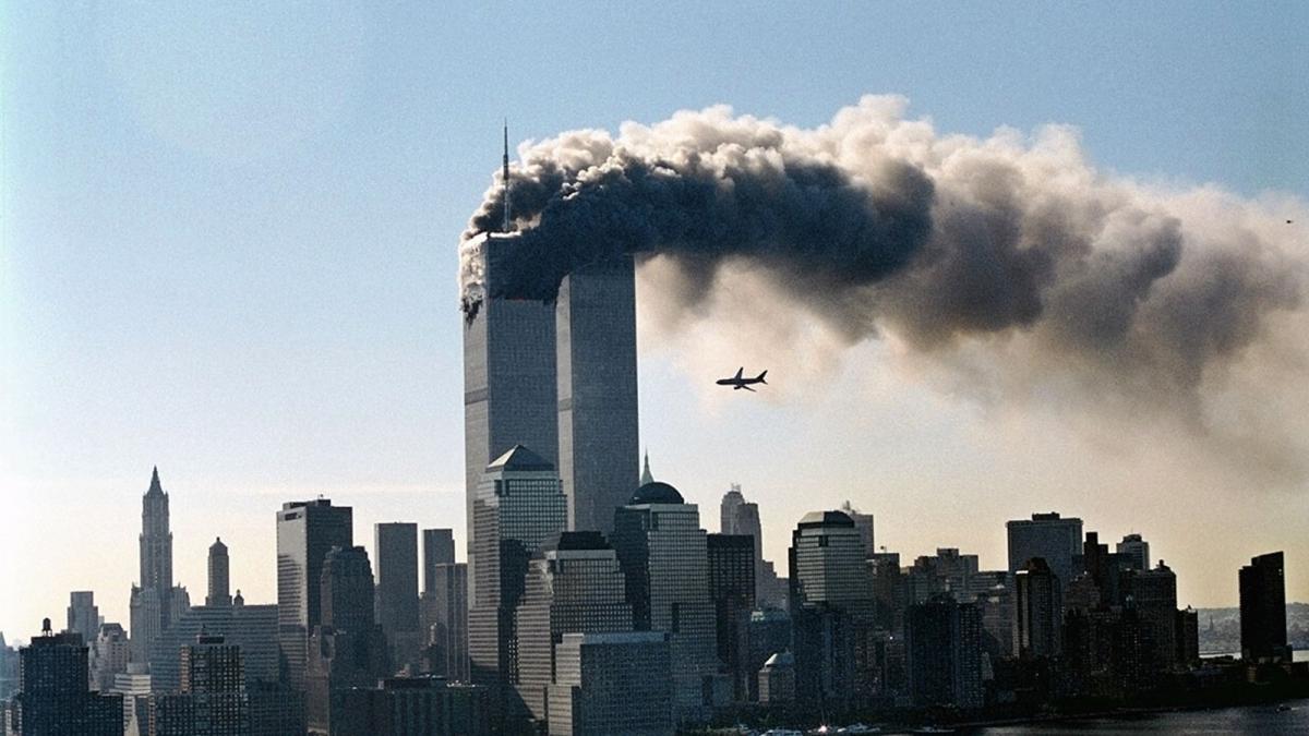 11 сентября 2001 года произошел крупнейший за всю историю теракт / фото ukrainianwall.com