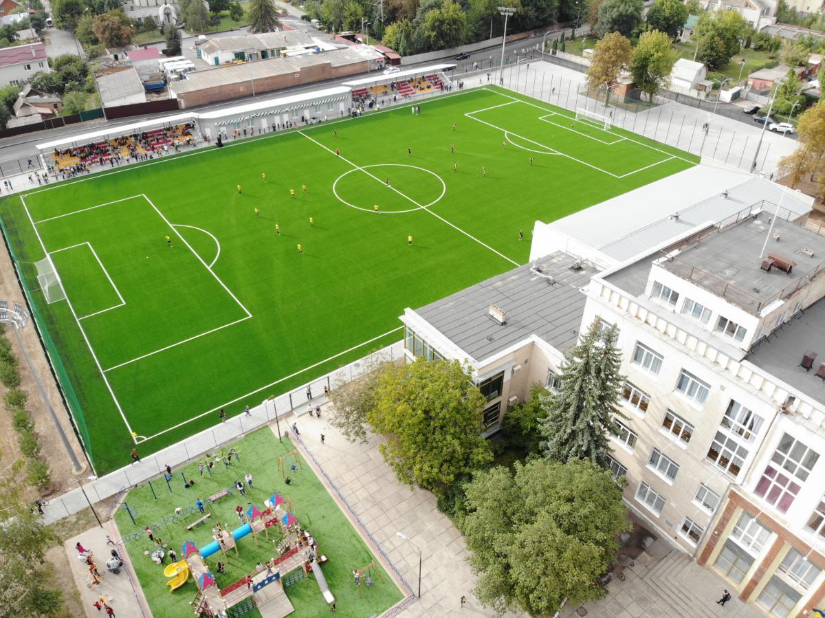 Об'єкт збудовано відповідно до європейських стандартів / фото vmr.gov.ua