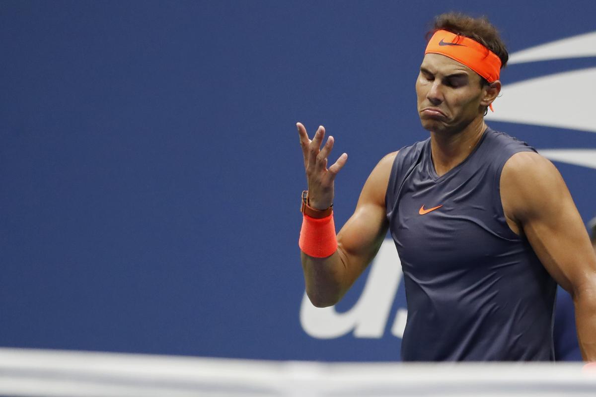 Лучший теннисист мира не смог подтвердить свой статус на турнире в Нью-Йорке / Reuters