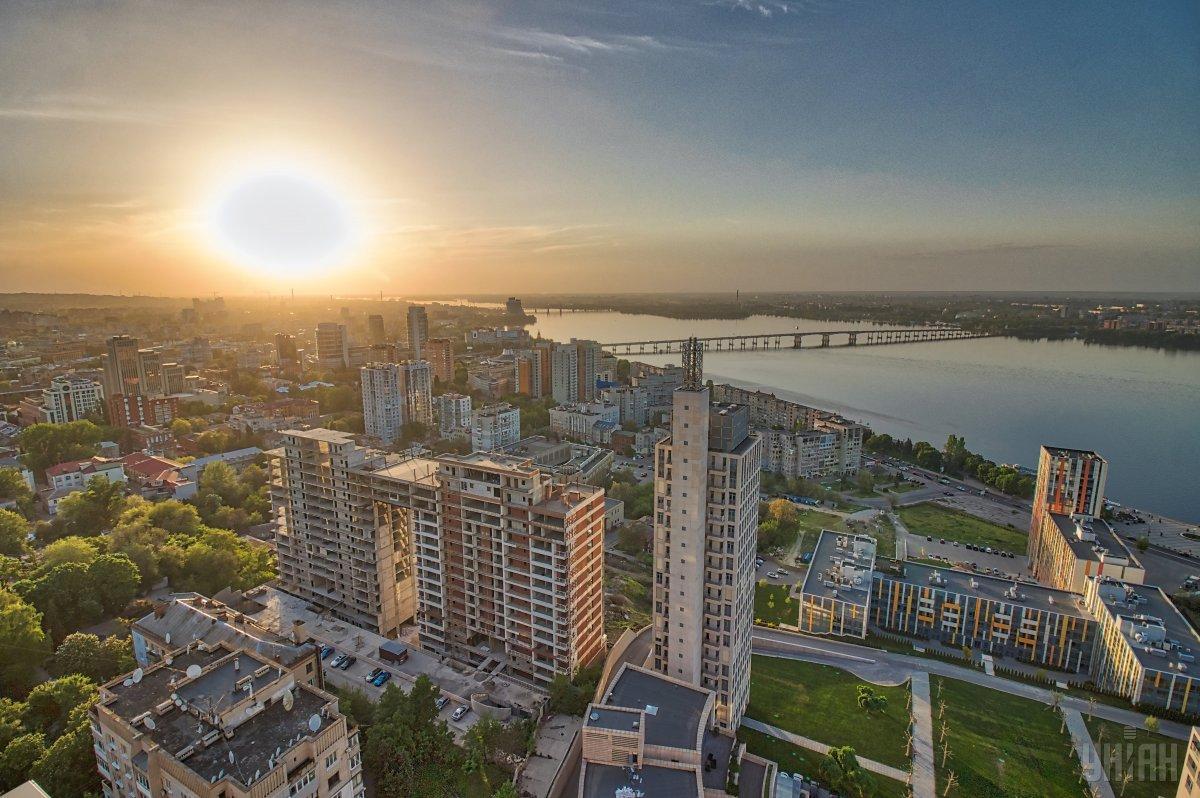 Сегодня Днепр празднует День города / фото УНИАН
