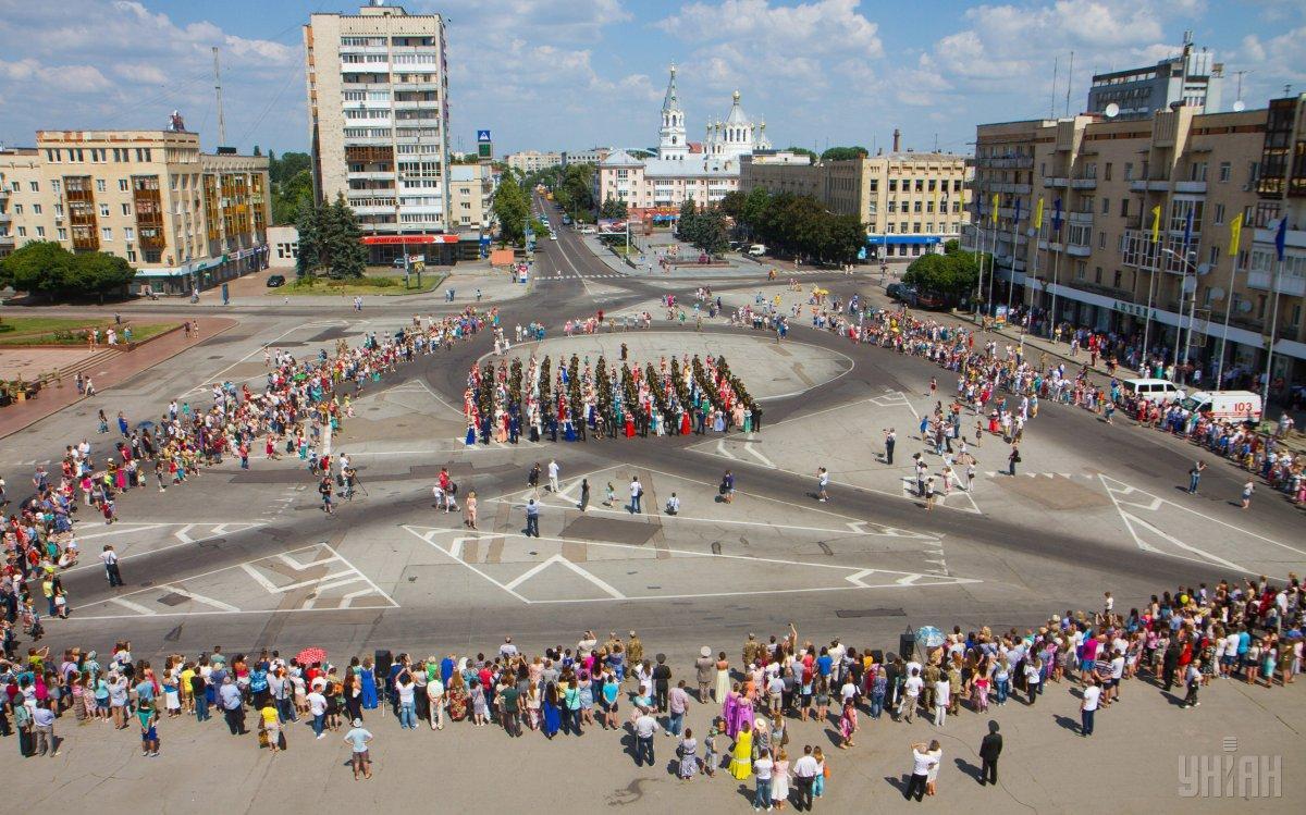Житомир святкує День міста / фото УНІАН
