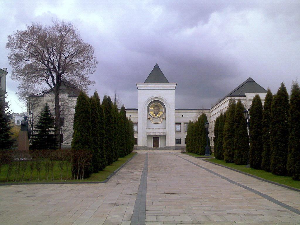 Патриаршая и синодальная резиденция РПЦ в Даниловом монастыре / wikipedia.org