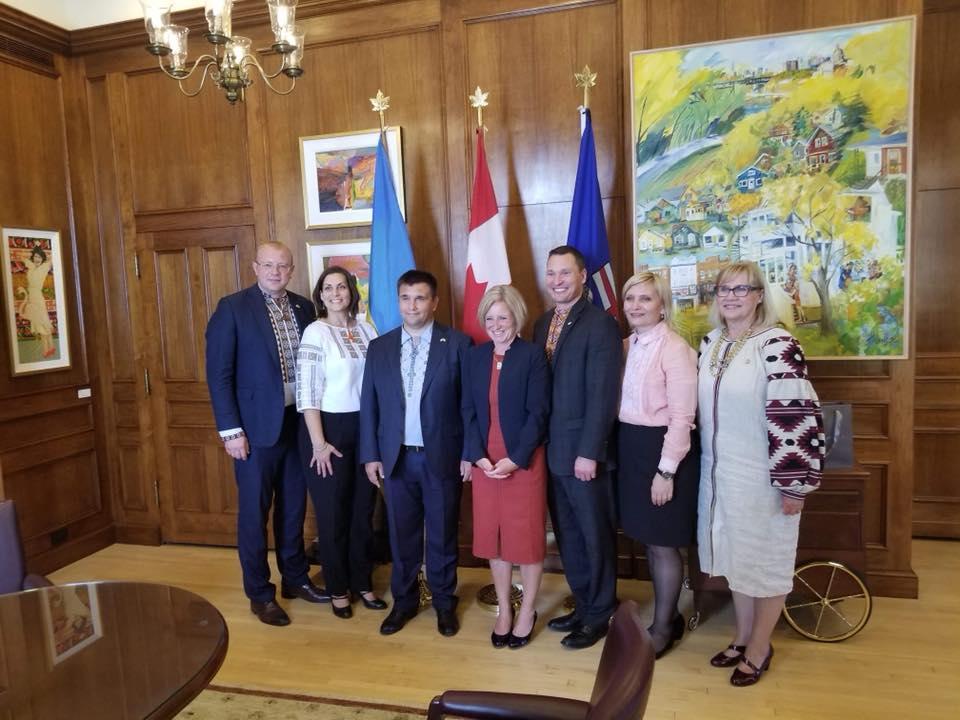 У провінції Альберта проживає понад 350 тис. канадців українського походження \ Ukrainian Canadian Congress