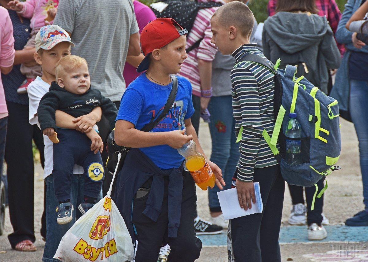 Для дітей в санаторії організовують навчання \ УНІАН