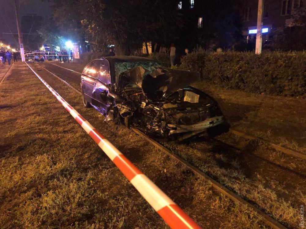 У ДТП загинули дві людини / фото dumskaya.net