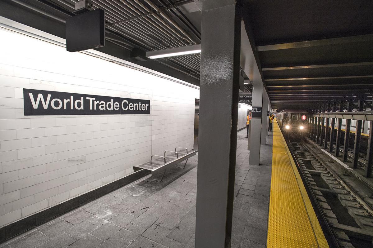 Станцию нью-йоркского метро восстановили после атаки 11сентября