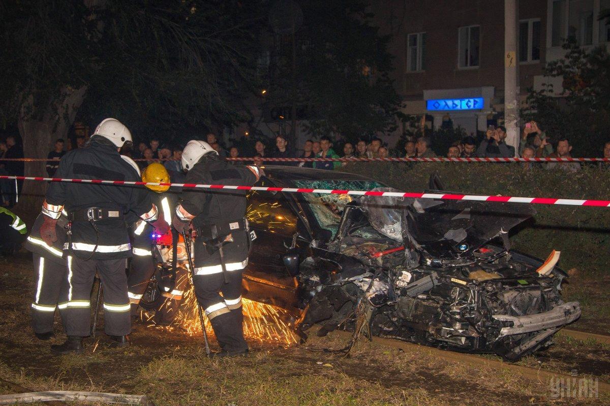 Авария в Одессе произошла 8 сентября \ УНИАН