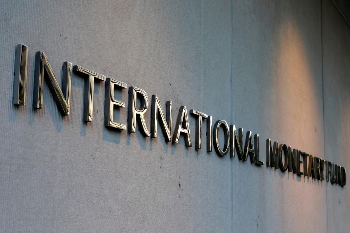 Миссия МВФ в Украине может начать работать в онлайн-режиме / фото REUTERS
