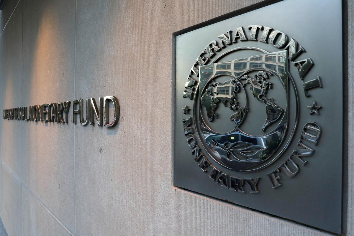 Шмыгаль: поддержка МВФ - это маркер стабильности для Украины / REUTERS